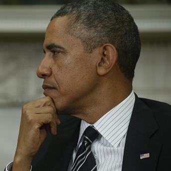 President Barack Obama has talked with Iran's president by telephone