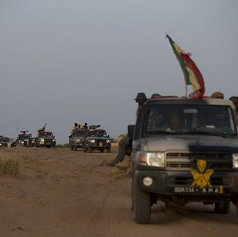 The violence in Mali has escalated after government soldiers and separatist rebels exchanged gunfire in the heart of the northern town of Kidal