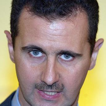 Syrian President Bashar Assad says he has not yet decided whether to run for re-election next year.