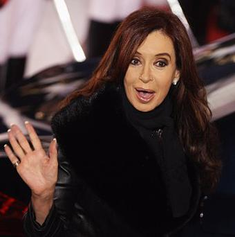 President of Argentina Cristina Fernandez de Kirchner is to have surgery to remove blood squeezing her brain