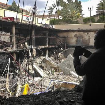 A Norwegian is suspected of planning and taking part in the attack on the Kenyan shopping mall last month. (AP)