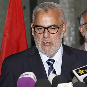 The new Moroccan government keeps the leader of the moderate Islamist Justice and Development Party Abdelilah Benkirane as prime minister (AP)