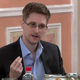 Edward Snowden said he handed over all the documents he had obtained to journalists during his stay in Hong Kong (AP)