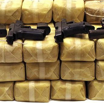 Three people have been arrested after Thai police confiscated 5.3 million methamphetamine tablets