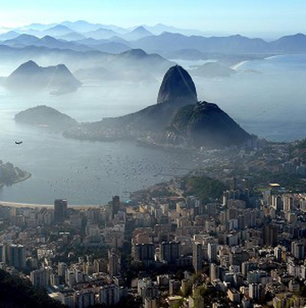 Some parts of Rio de Janeiro have been without water for nearly a week.