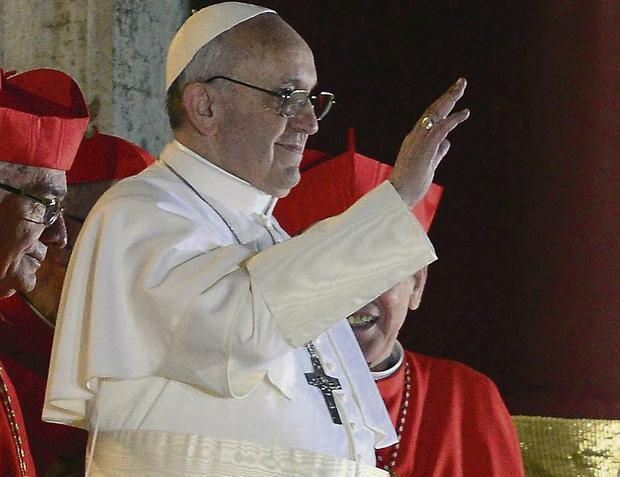 Pope Francis: fears he may have been spied on