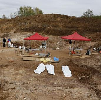 The Tomasica mass grave near Prijedor in Bosnia could turn out to be the largest mass grave from the 1992-95 war