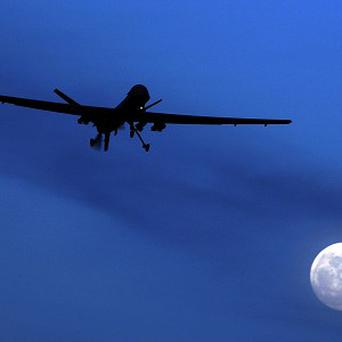 The leader of the Pakistani Taliban has been killed in a suspected drone strike, officials say.