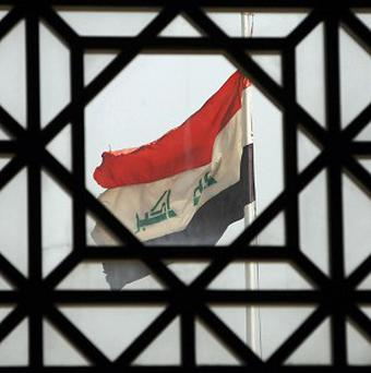 Four members of security services in Iraq have been killed in shooting incidents