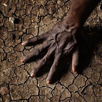 Starvation, poverty, flooding, heatwaves, droughts, war and disease are likely to worsen as the world warms
