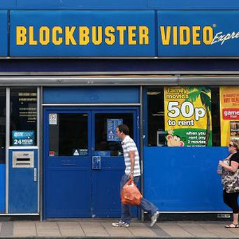 Blockbuster is closing 300 stores in the US