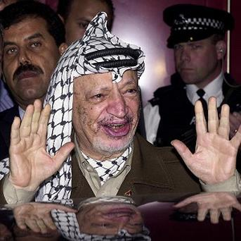 The widow of Palestinian leader Yasser Arafat is demanding justice after experts said he had ingested lethal radioactive polonium.