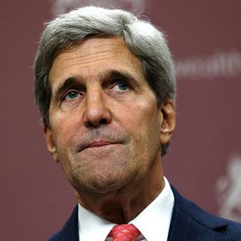 Mr Kerry said major powers were unified on a nuclear deal but Iran was unable to accept it