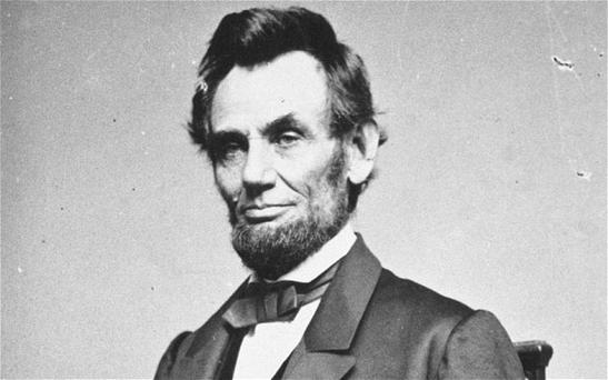 Abraham Lincoln who made the renowned Gettysburg Address