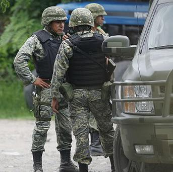 Eight people have been found dead at a house in Mexico