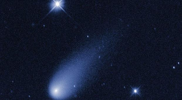 A galactic fireworks display is due from Comet Ison