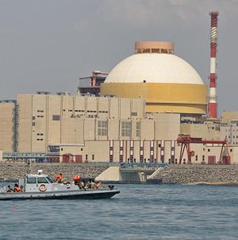 The Kudankulam Nuclear Power Plant was unaffected by the blast and operating normally, police said (AP)
