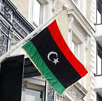 Gunmen opened fire on the military officer in Benghazi, killing him instantly.