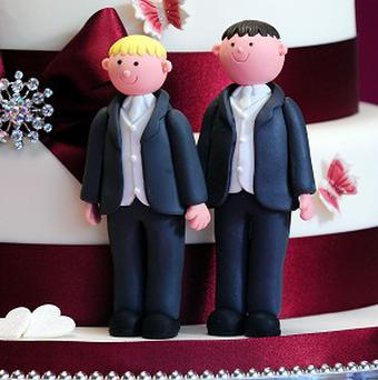 """THE gay activist at the centre of a row over a cake has told a court he felt like a """"lesser person"""" when the company refused his custom"""