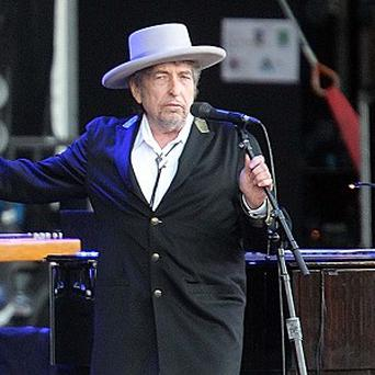 Bob Dylan has been accused of race hate charges in France