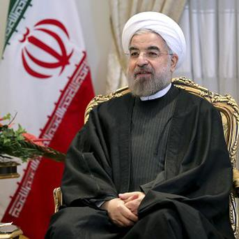 Iran's President Hassan Rouhani hailed 'success' after the country's nuclear deal with world powers (AP)