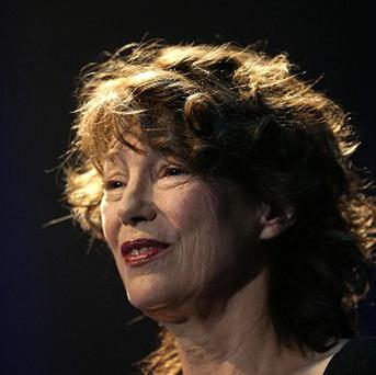 Jane Birkin, whose daughter Kate Barry has been found dead.