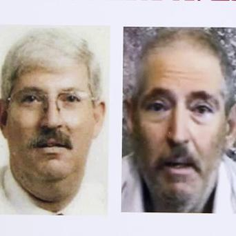 Robert Levinson went missing in Iran in March 2007