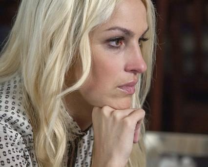 Kaitlin Roig-DeBellis, the first-grade teacher who survived the Sandy Hook massacre.