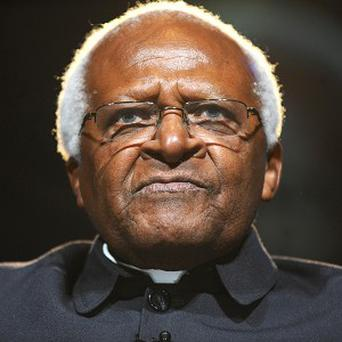 Desmond Tutu is a long-time friend of Nelson Mandela