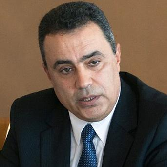 Mehdi Jomaa has been chosen as Tunisia's next prime minister ahead of general elections (AP)
