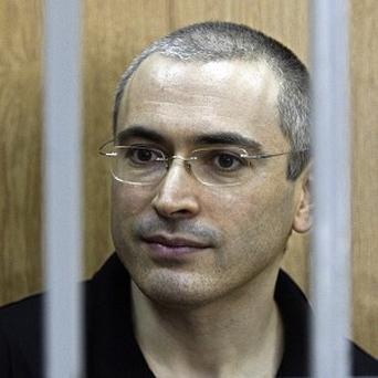 Former Yukos CEO Mikhail Khodorkovsky has served 10 years in Russian jails (AP)