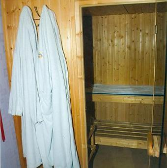 Three German men found dead in a sauna had been drinking earlier at a Christmas party.