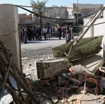 A string of attacks across Iraq have left 15 dead.