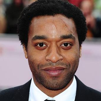 Chiwetel Ejiofor has been nominated for a Golden Globe for his portrayal of a freed black man who is abducted and sold into slavery