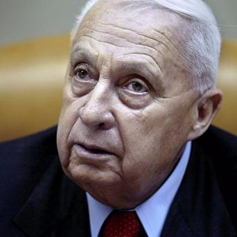 Former Israeli Prime Minister Ariel Sharon has been in a coma for eight years (AP)
