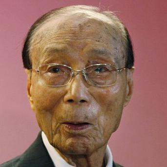 Hong Kong film producer Run Run Shaw, who has died aged 107