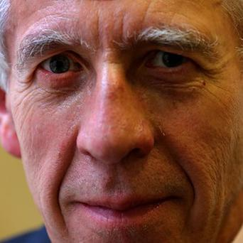 Former foreign secretary Jack Straw is leading a group of British politicians on a visit to Iran