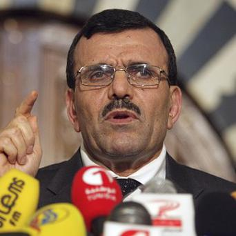 Tunisian Prime Minister Ali Larayedh has agreed to step down (AP)