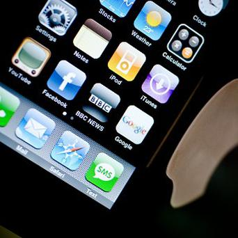 The theft of smart phones occurred in December.