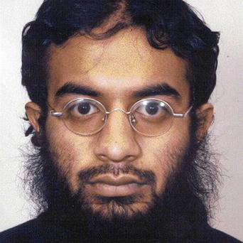 Saajid Badat is being allowed to give video link evidence at the New York terror trial of Osama bin Laden's son-in-law (Metropolitan Police)