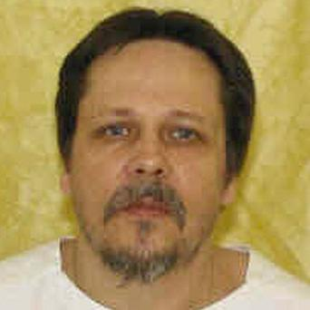 Dennis McGuire was executed by means of a two-drug lethal injection process never before tried in the US (AP/Ohio Department of Rehabilitation and Correction)