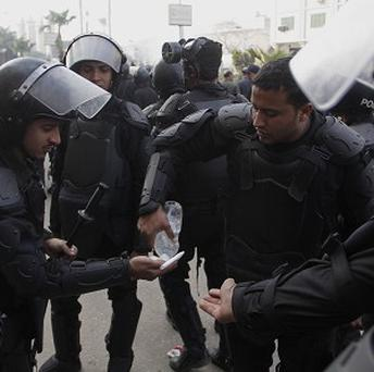 Egypt's security forces have clashed with supporters of ousted president Mohammed Morsi (AP Photo/Aly Hazzaa)