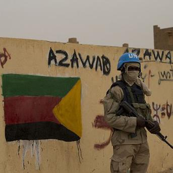 United Nations peacekeeping in Mali