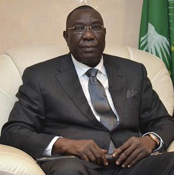 Michel Djotodia resigned as leader of the Central African Republic