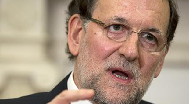 Mariano Rajoy said he believes Princess Cristina is innocent despite being quizzed over tax fraud and money laundering