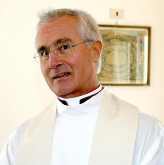 Monsignor Nunzio Scarano is already on trial for allegedly plotting to smuggle cash from Switzerland to Italy (AP)