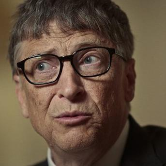 Philanthropist Bill Gates argues against three myths he says hurt efforts to bring people out of poverty (AP)