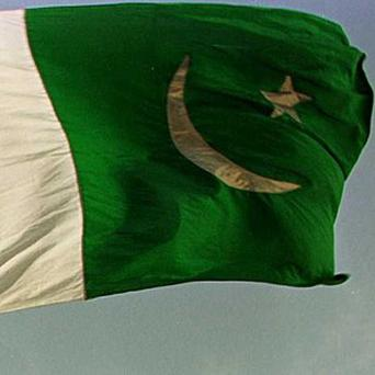 Gunmen have targeted police escorting a Spanish cyclist in Pakistan