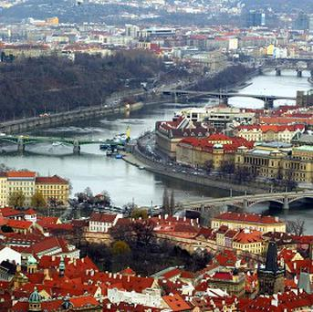 The incoming finance minister in Prague is hinting that the Czech Republic will switch to the euro.