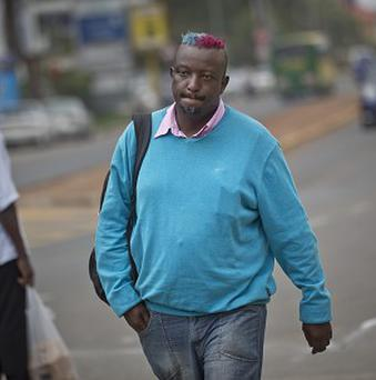 Prize-winning Kenyan author Binyavanga Wainaina has revealed he is gay. (AP)